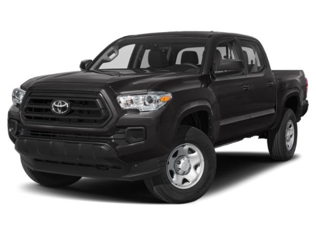 New 2020 Toyota Tacoma SR Double Cab 5' Bed V6 AT