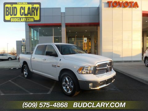 Pre-Owned 2016 Ram 1500 Big Horn 4WD Crew Cab Pickup