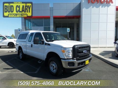 Pre-Owned 2015 Ford Super Duty F-250 SRW XL