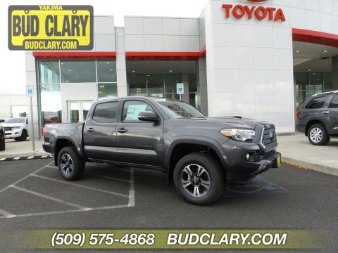 New 2019 Toyota Tacoma TRD Sport Double Cab 5' Bed V6 AT