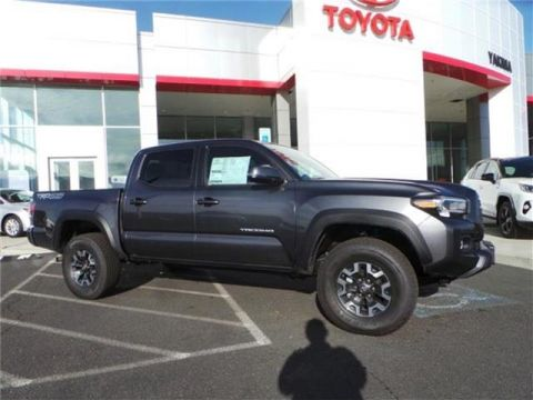 2020 Toyota Tacoma TRD Off Road V6 4x4 Double Cab 127.4 in. WB