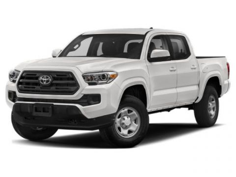 New 2019 Toyota Tacoma SR5 Double Cab 6' Bed V6 AT