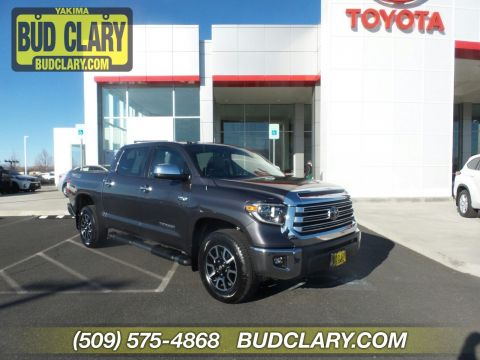 Certified Pre-Owned 2018 Toyota Tundra Limited 4WD CrewMax