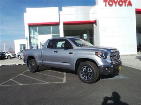2020 Toyota Tundra SR5 5.7L V8 4x4 Double Cab 6.6 ft. box 145.7 in. WB