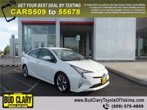 2016 Toyota Prius Three Touring 5dr Hatchback
