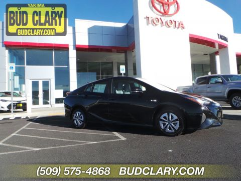 New 2018 Toyota Prius Two FWD Hatchback