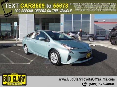 2017 Toyota Prius Two 5dr Hatchback