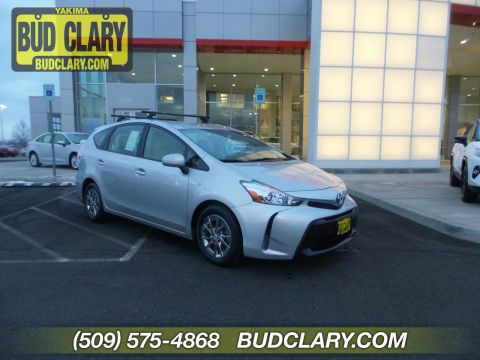 Certified Pre-Owned 2016 Toyota Prius v Four FWD Station Wagon