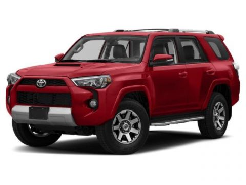 New 2019 Toyota 4Runner TRD Off Road 4WD Sport Utility