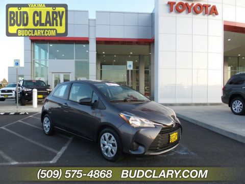 Certified Pre-Owned 2018 Toyota Yaris L